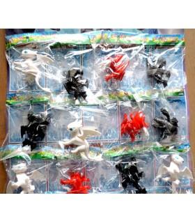 Детские брелоки фонарики Зажим GA20-6 купить оптом